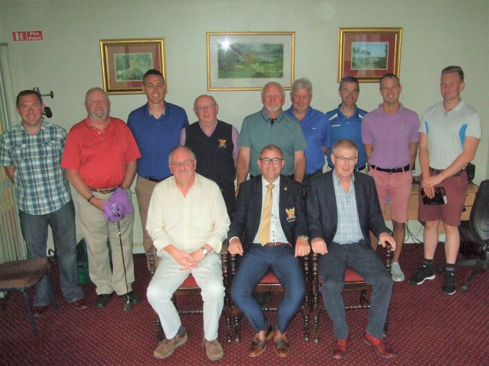 Group of winners in the first half of Open Week