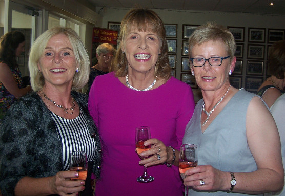Eileen O Neill Magner  Stephanie McNiff Lady Captain