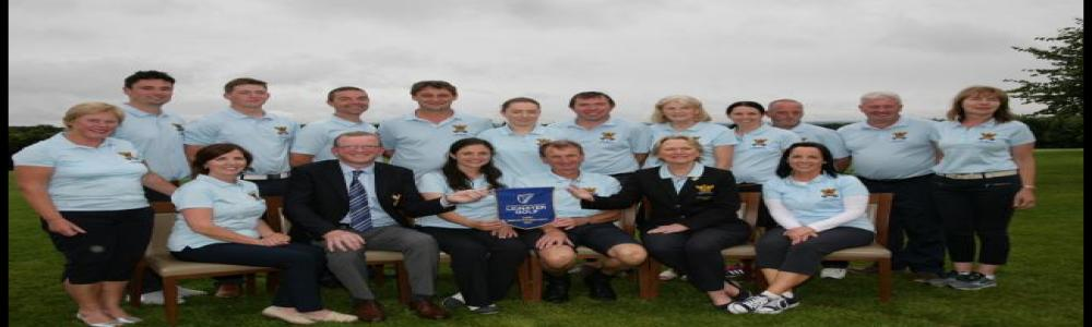 All Ireland Mixed Winners 2018