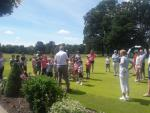 Juniors at Tullamore